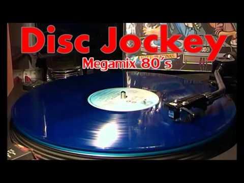 Disc Jockey   Megamix 80's  Lado 2