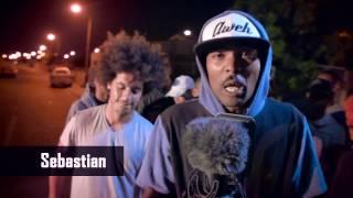 Cape Town SA Hip Hop Street Cypher - Kullid Gebied