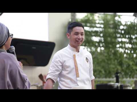 Baking Demo at Jakarta Eat Festival - Arkamaya Creative Culinary Education