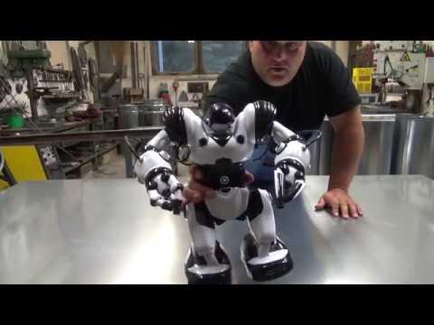 Robosapien Artificial intelligence X Self teaching robot