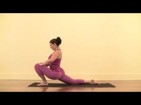 Forrest Yoga Basic Moves with Erica Mather: Active Feet