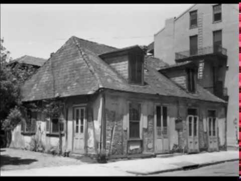 History of Lafitte's Blacksmith Shop - Tour App