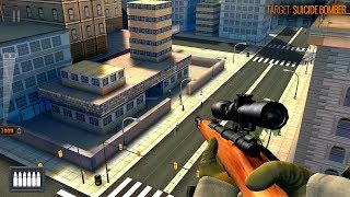 Sniper 3D Gun Shooter Free Fun Shooting Games Android Gameplay