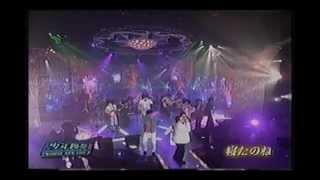 2000年5月に2週にわたって少 年 隊の番組「少 年 隊 夢Ⅱ」に出演したと...