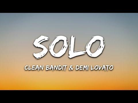 Clean Bandit - Solo  Ft Demi Lovato
