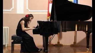 Beethoven Sonata op.2 br.3 C-dur Scherzo  Allegro acan