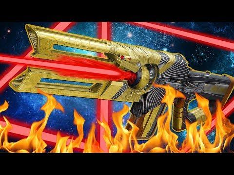 Revenge Against Prometheus Lens   ANOTHER OP VIDEO   Destiny 2