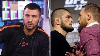 Ломаченко назвал ТОП-5 боксеров P4P, Гонорар Хабиба и Конора UFC 229