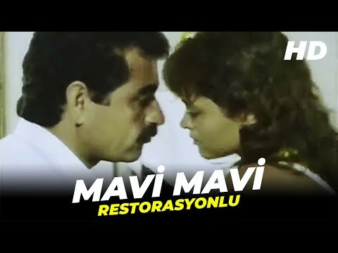 Mavi Mavi | Hülya Avşar İbrahim Tatlıses Türk Filmi (Restorasyonlu)