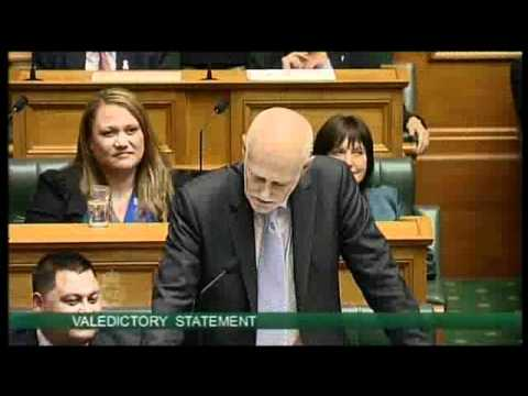 Valedictory - Pete Hodgson - 4th October, 2011- Part 1