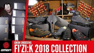 The 2018 fi'zi:k Mountain Bike Collection | GMBN Unboxing