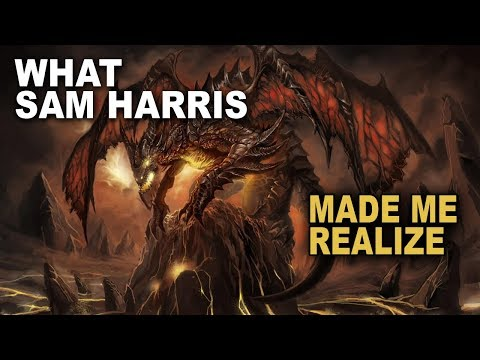 Jordan Peterson: What Talking to Sam Harris Made Me Realize in the Past Few Month