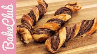 Nutella Sticks | BakeClub