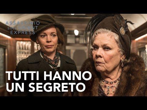 Assassinio sull'Orient Express | Tutti hanno un segreto Spot HD | 20th Century Fox 2017
