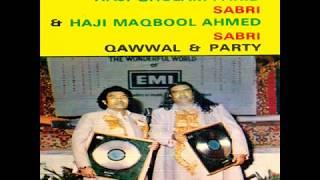 Sabri Brothers - Zindagi Ki Raho Mein