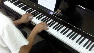 ABRSM Piano 2001-2002 Grade 3 B:6 B6 Rebikov Pastoral Scene Op.10 No.1