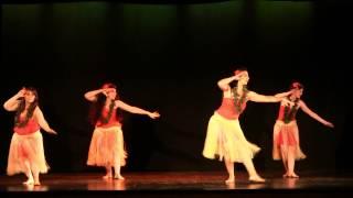 Fi de Curs Tribalona 2013: Hula He Mele No Lilo