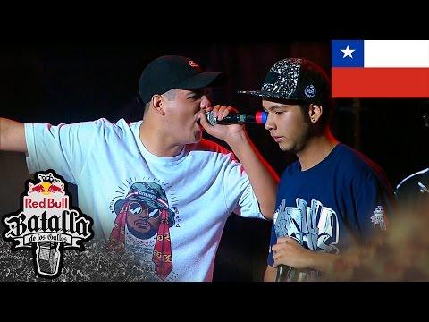 PepeGrillo vs Dref Quilah FINAL: Final Nacional de Chile 2017   Red Bull Batalla De Los Gallos
