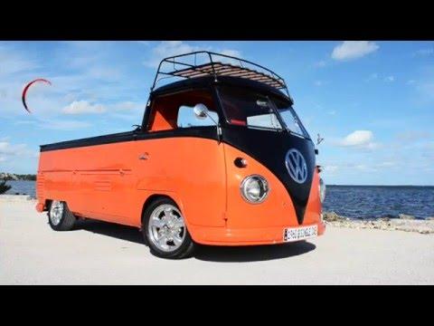 1960 VW BUS singlecab For Sale