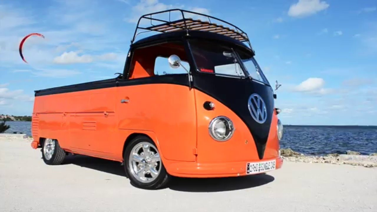 1960 Vw Bus Singlecab For Sale Youtube