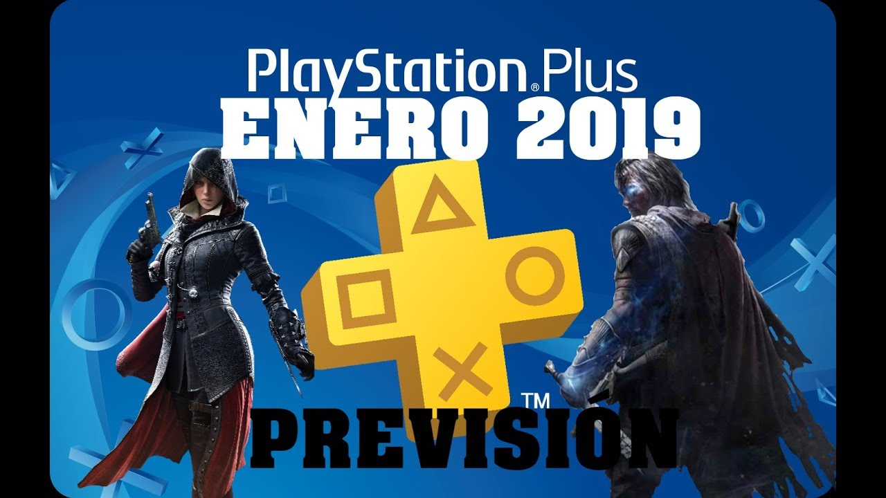 Juegos Playstation Plus Enero 2019 Prevision Youtube