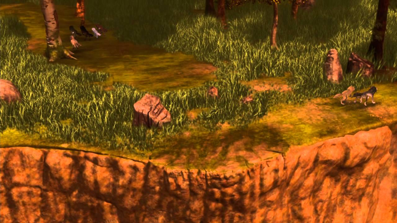 Download Alpha and Omega 2: A Howl-iday Adventure