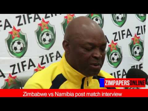 Zimbabwe vs Namibia post match interview