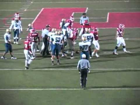 Preston Foster Football Highlights