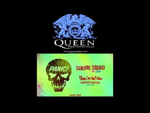 Bohemian Rhapsody | Panic! At The Disco and Queen Mash-up