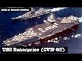 USS Enterprise (CVN-65), o primeiro porta-aviões nuclear do mundo の動画、YouTu…