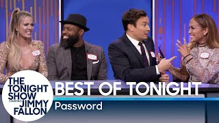 Best of Password on The Tonight Show