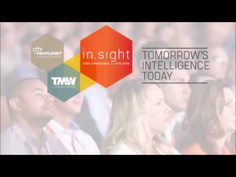 in.sight 2016: What You Missed