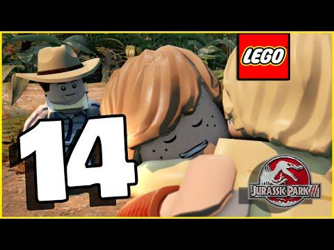 LEGO Jurassic World:  Part 14 Eric Kirby DINO CHAMPION (Co-Op Gameplay)