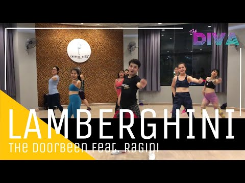 lamberghini-|-the-doorbeen-feat-ragini-|-zumba-fitness-|-the-diva-thailand