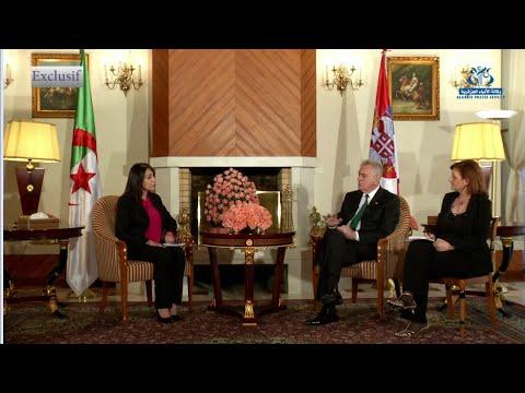 Entretien exclusif du Président Serbe à l'APS