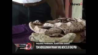 3 Pemuda Perkosa Anak Dibawah Umur Diatas Angkot - iNews Siang 13/10