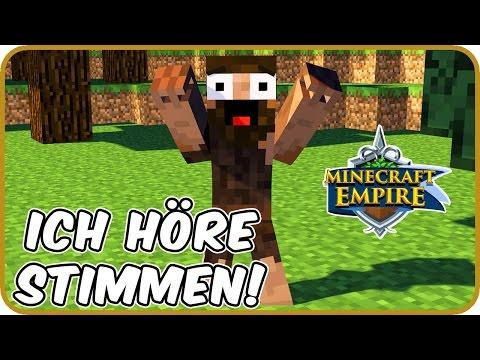 Ich höre STIMMEN!!!! - Minecraft EMPIRE 🍖 #15   Earliboy