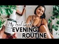 Feel Good Evening Routine | Self-care, skincare + wind down rituals