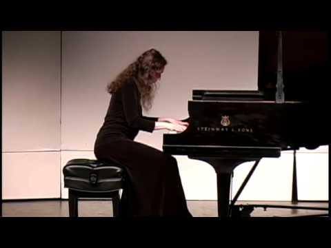 Anastasia Seifetdinova plays live Chopin Sonata No. 3 in B Minor, op. 58