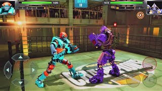 Real Steel Champions iPhone Gameplay