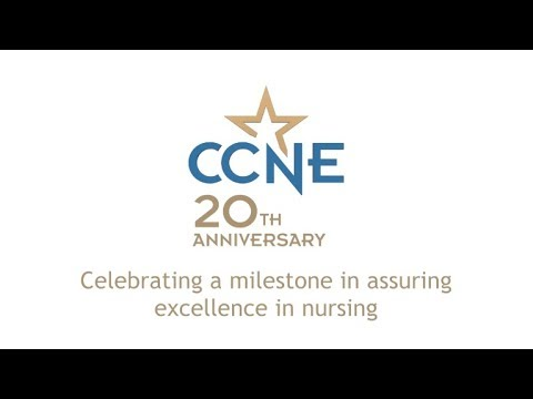 CCNE's 20th Anniversary