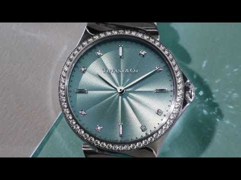 cda586d541d4 Tiffany   Co. — The Tiffany Metro Watch - YouTube