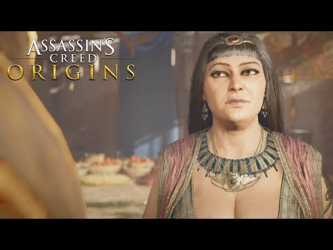 APPLE AUCTION - Assassin's Creed: Origins (Part 68: Curse of the Pharaohs)