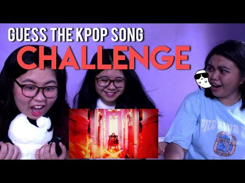 GUESS THE LEGENDARY KPOP SONG CHALLENGE || FANGIRLAW