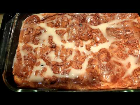 How to make Delicious Bread Pudding ~ Easy