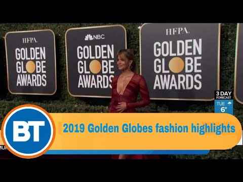 2019 Golden Globes fashion highlights