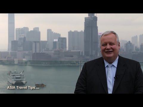 Hong Kong Sevens 2016 Interview with Luc Bollen GM of The Park Lane Hong Kong, A Pullman Hotel