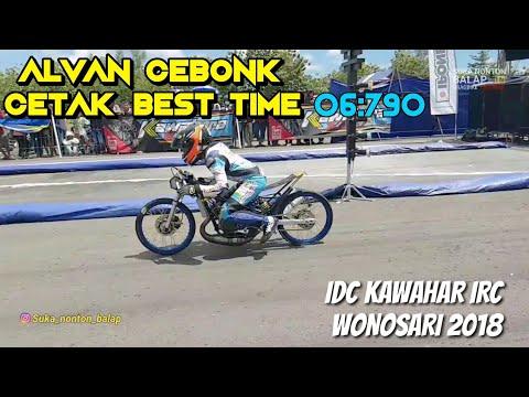 Wow best time IDC KAWAHARA IRC 2018 wonosari   alvan cebonk