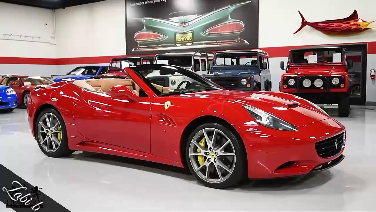 #Ferrari#india ferrari california 2020 - YouTube