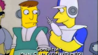 The Simpsons: Let's Bring Him Back Using Technology!